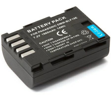 Panasonic DMW-BLF19E BLF19E 鋰電池 相容原廠 適用 GH3 GH4