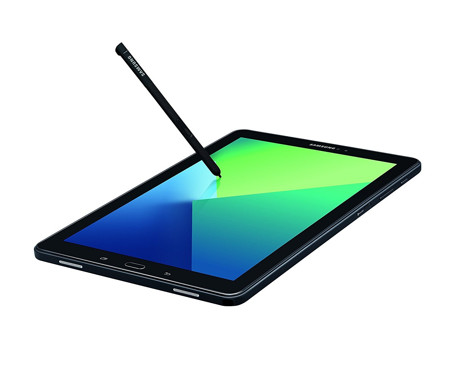 Samsung Galaxy Tab A SM-P580NZKAXAR 10.1-Inch 16 GB, Tablet with S Pen (Black) 0