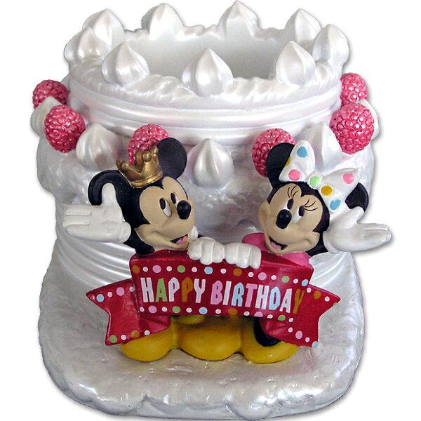 X射線【C713731】米奇Mickey米妮Minnie造型花器-生日,飾品盒收納盒置物架桌上收納筆筒