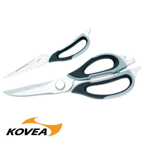 【鄉野情戶外用品店】 KOVEA |韓國| 多功能可拆式料理剪刀/KECK9JT-01