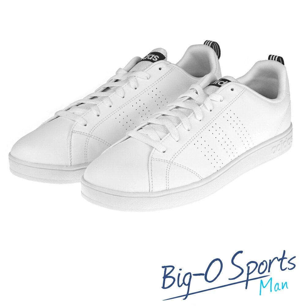 ADIDAS 愛迪達 ADVANTAGE CLEAN VS  復古鞋 男 F99252 Big-O Sports