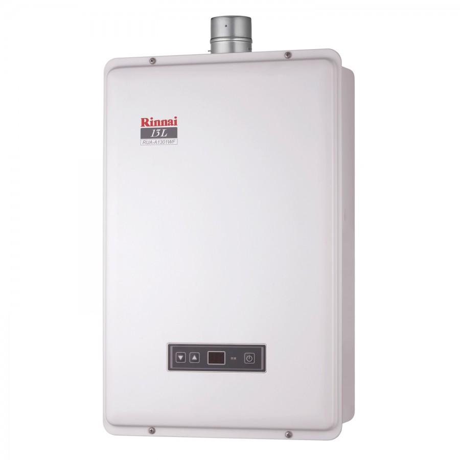 (林內)強制排氣型13L熱水器-RUA-A1301WF