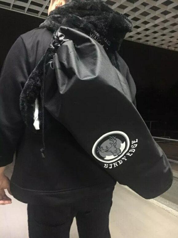 BIRDYEDGE 原廠滑板 側背包 後背包 滑板包【迪特軍】 7