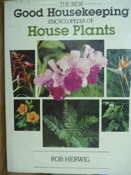 ~書寶 書T9/ _PPI~House Plants_Rob Herwig