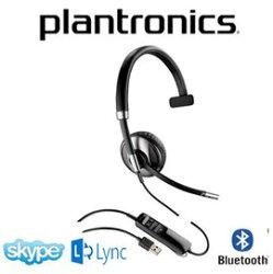 <開幕慶!限量一台優惠送> Plantronics Blackwire C710-M 頭戴USB耳機