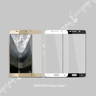 ~斯瑪鋒數位~RK.SAMSUNG Galaxy Note 5 N9200 / N9208 滿版防爆鋼化玻璃貼 鋼化玻璃保護貼膜