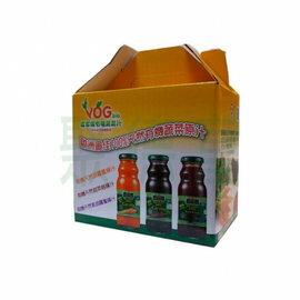 VOG农家瑞100%有机天然蔬菜汁 - 6入