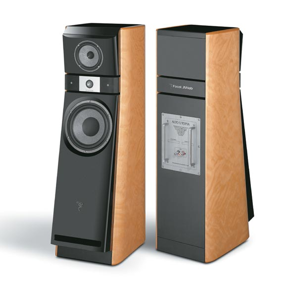 FOCAL Alto Utopia Be 3路低音反射落地揚聲器 喇叭 音響 | 金曲音響