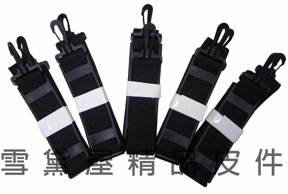 ^~雪黛屋^~Lian 公文包旅行袋皆 補充防滑肩背帶尼龍織帶人體工學釋壓防滑公事包補充帶