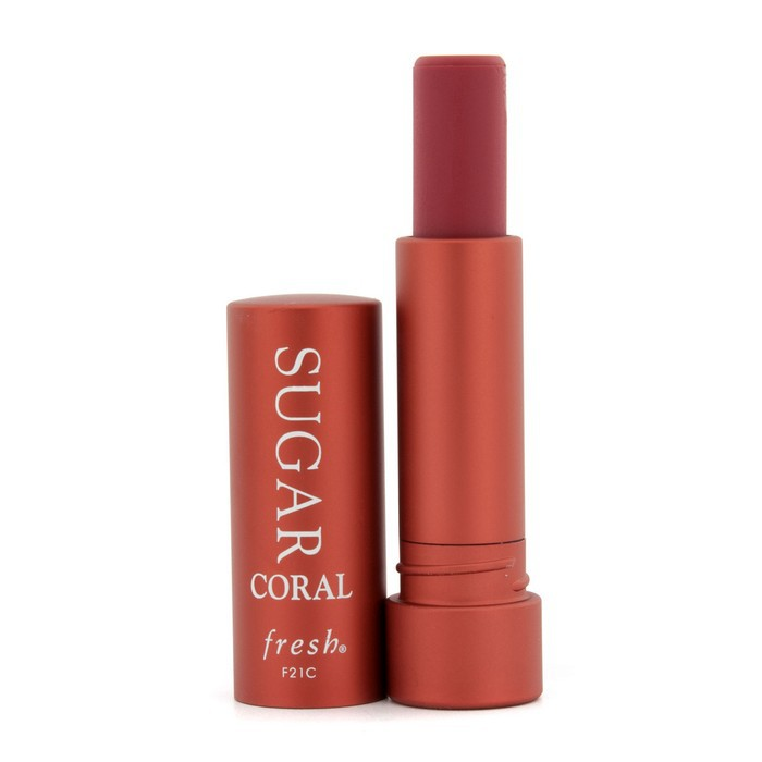 Fresh 馥蕾詩 黃糖潤色護唇膏SPF 15 Sugar Lip Treatment SPF 15 - Coral  4.3g/0.15oz