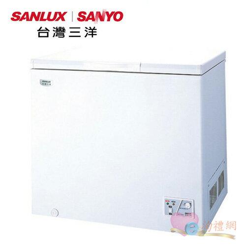 <br/><br/>  淘禮網 SANLUX 台灣三洋    141公升 環保冷凍櫃  SCF-141T<br/><br/>