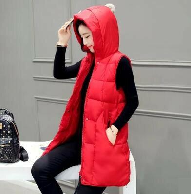 【鳶尾紫服飾館】羽絨服 韓版甜美 短款羽絨外套 背心 冬裝 修身 大衣 立領 外套 短大衣 現貨