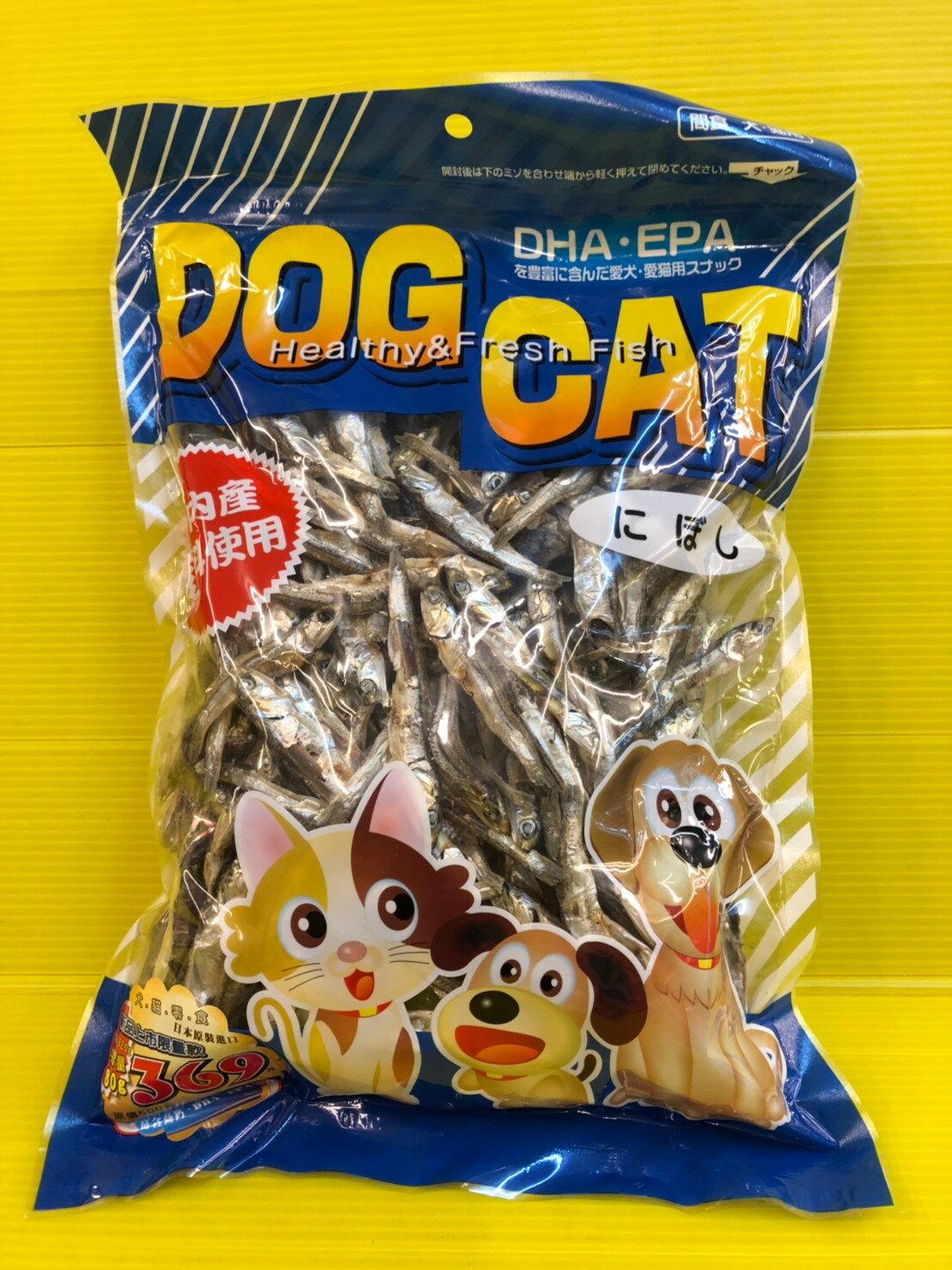 ✪四寶的店n✪ 附發票~ASUKU【小魚乾 300g/ 包】豐富天然 DHA EPA 天然鈣質 營養素 犬 貓 零食