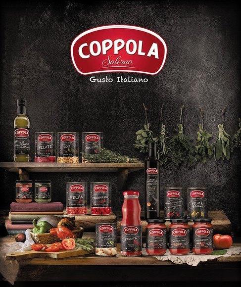 Coppola無加糖辣味蕃茄麵醬Arrabiata (Pomodoro + Chilli Pepper) 350g