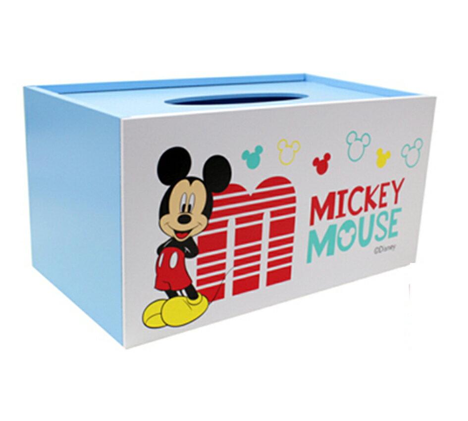 X射線【C528010】米奇面紙盒,面紙袋/面紙盒/車用/辦公桌/餐巾紙