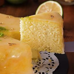 金典檸檬蛋糕蘋果評比冠軍蛋糕 夏天消暑甜點