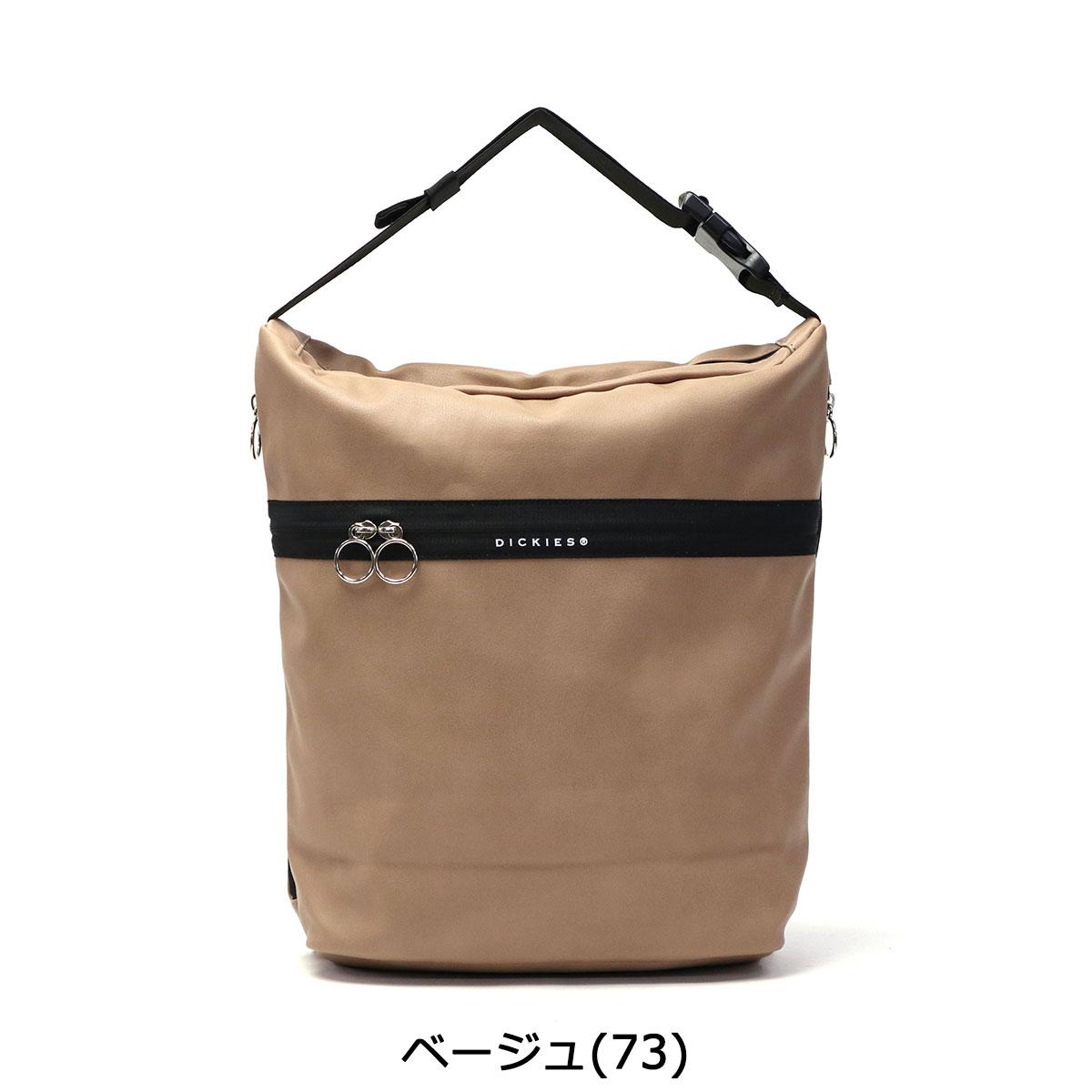 日本Galleria  /  Dickies SYNTHETIC LEATHER 2WAY BAG 休閒後背包  /  dic0031  /  日本必買 日本樂天直送(6490) /  件件含運 2