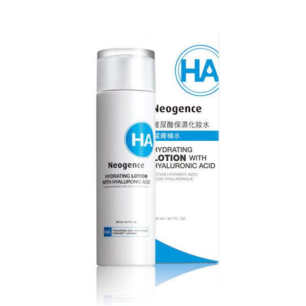 【Neogence 霓淨思】玻尿酸保濕化妝水 200ml 新款 效期2021.12【淨妍美肌】