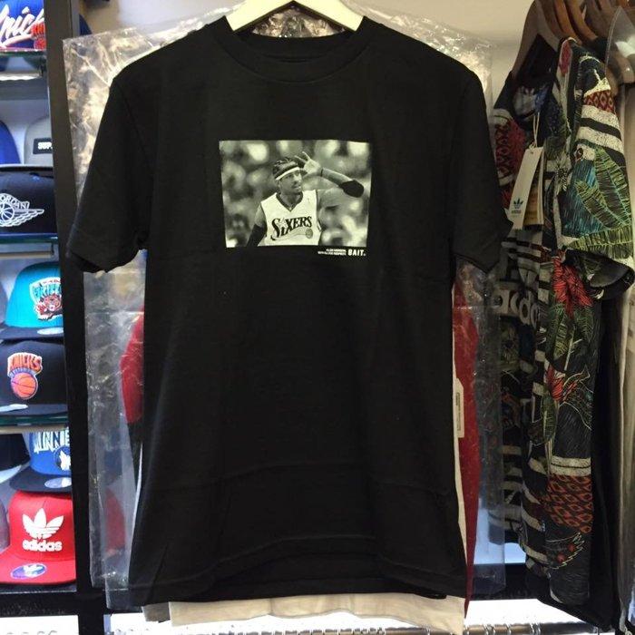 BEETLE BAIT X NBA 籃球 費城76人 SIXERS 球員 全黑 滿版 TEE T恤 聯名 - 限時優惠好康折扣