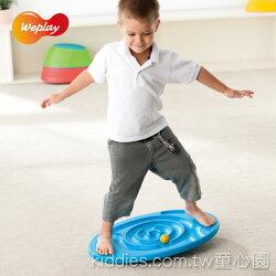 【Weplay 身體潛能館】平衡運動 - 蝸牛平衡板 6800KP0001.1