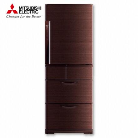 ?MITSUBISHI 三菱?520公升 日本原裝五門變頻電冰箱-閃耀棕 MR-BX52W-BR 限量超殺特賣