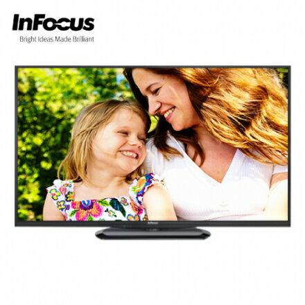 ?InFocus 富可視?超視?50型 4K智慧連網液晶電視顯示器+視訊盒 FT-50IA601+TXPD02(附贈無限歡唱棒)