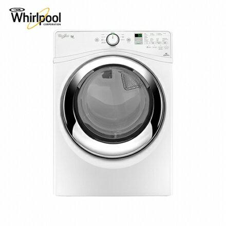 【Whirlpool 惠而浦】14公斤瓦斯滾筒式乾衣機 WGD87HEDW
