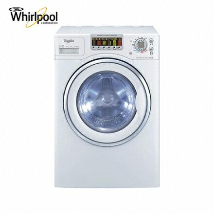 【Whirlpool 惠而浦】15公斤變頻洗烘脫3合1滾筒洗衣機 WD15R