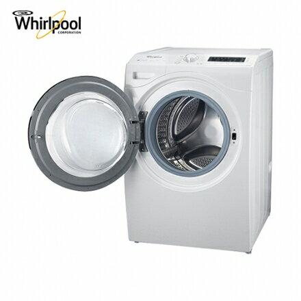 【Whirlpool 惠而浦】13公斤變頻蒸洗脫烘滾筒洗衣機 WD13R