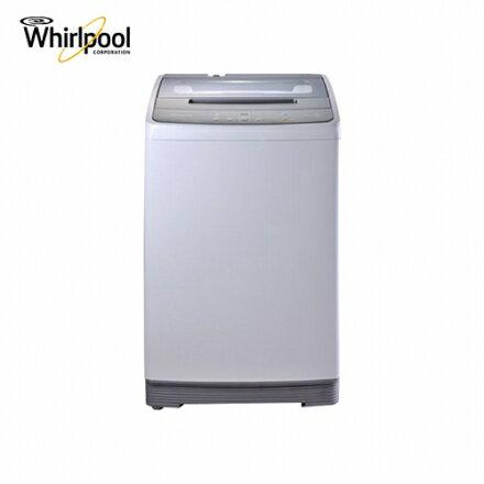 【Whirlpool 惠而浦】10公斤洗衣機創.易生活直立系列 WV10AN