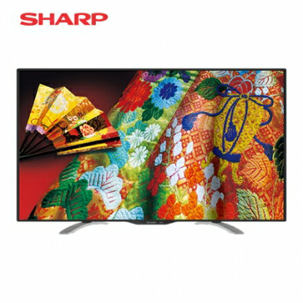 【SHARP 夏普】40型 AQUOS 4K Ultra HD TV 系列液晶電視顯示器 LC-40U30MT