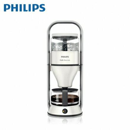【PHILIPS 飛利浦】Cafe Gourmet 萃取大師咖啡機(HD5407)