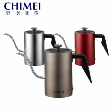 【CHIMEI 奇美】0.5公升 細口快煮壺(師匠銀 KT-05C020)