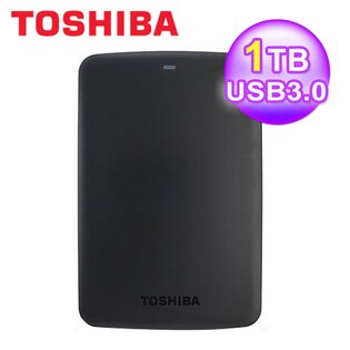 SANJING三井3C:Toshiba東芝A2Basic1TB2.5吋行動硬碟黑【三井3C】