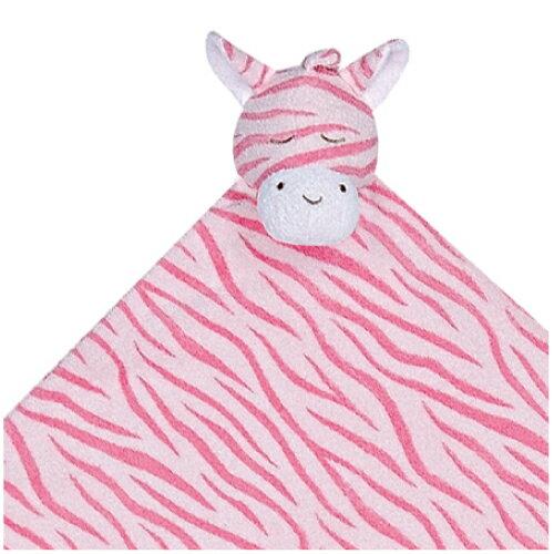 『121婦嬰用品館』美國Angel Dear 大頭動物嬰兒毛毯 斑馬(粉)AD2037(此商品售出不做退換) 1