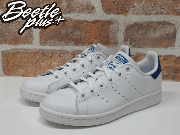 BEETLE PLUS ADIDAS ORIGINALS STAN SMITH 白藍 愛迪達 復古 女鞋 S74778 1