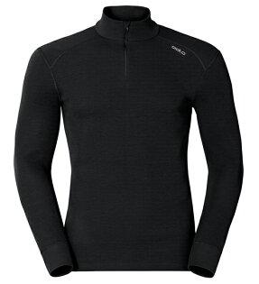 【ODLO瑞士】高拉保暖型機能排汗衣保暖衣內搭衣發熱衣衛生衣機能衣(152002-15000)【男款】