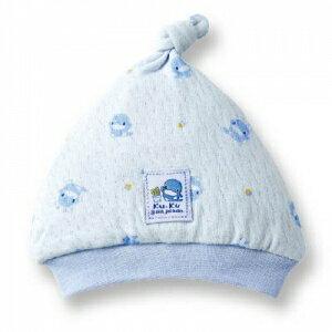 『121婦嬰用品館』KUKU 淘氣保暖嬰兒帽 0