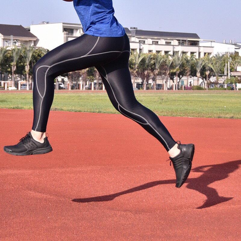 【台灣製-入門首選款】 AREX SPORT男款-運動訓練壓縮褲 壓力褲 內搭褲 束褲 緊身褲 4