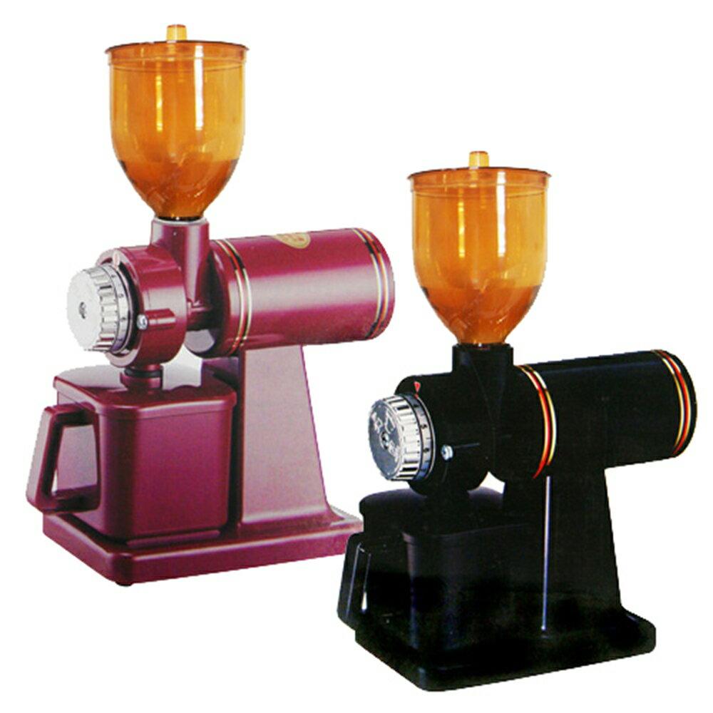 【沐湛咖啡】超取免運 楊家 飛馬牌/小飛馬 鬼齒磨豆機 610N 電動磨豆機 黑/紅 現貨 贈清潔毛刷