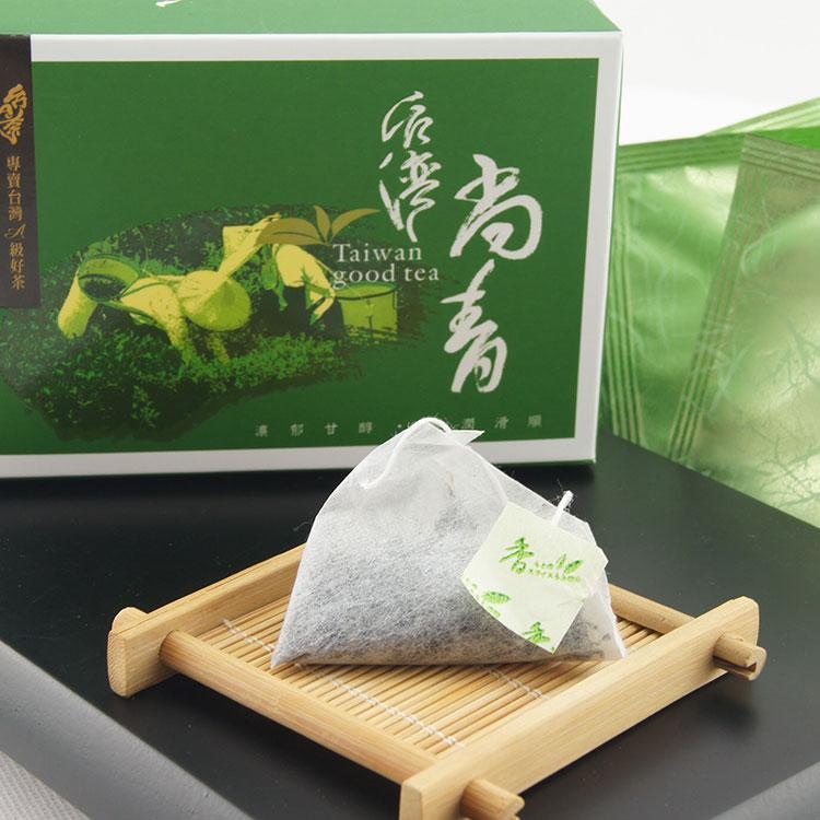 ~台A茶 taiAtea~尚青原片 高山茶茶包 3.5g/包,20入