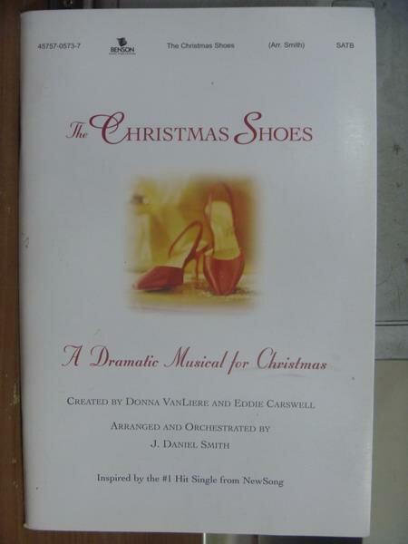 【書寶二手書T7/原文書_PDO】The Christmas Shoes