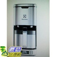 Electrolux伊萊克斯商品推薦[COSCO代購 如果沒搶到鄭重道歉] 伊萊克斯設計家系列 美式咖啡機(ECM78145) _W68877