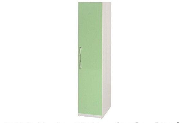 【石川家居】821-01(綠白色)衣櫥(CT-108)#訂製預購款式#環保塑鋼P無毒防霉易清潔