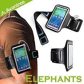 《Buytake》Avantree Elephants 運動 輕薄 手機臂包 iPhone6/M9/S6/Z3 可用 手機運動 臂套 臂袋