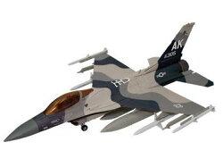 【4D MASTER】立體拼組模型戰鬥機系列-F-16C ARCTIC BANDIT CUTAWAY 1:48 MODEL 26124