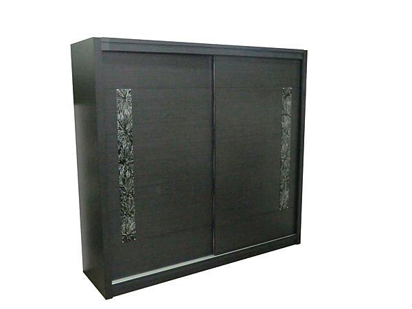 ~尚品 ~793~02 伊靓 黑鐵刀7尺衣櫃^~另可訂做5尺衣櫃 衣櫥