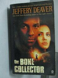 【書寶二手書T3/原文小說_MAC】The Bone Collector_Jeffery Deaver