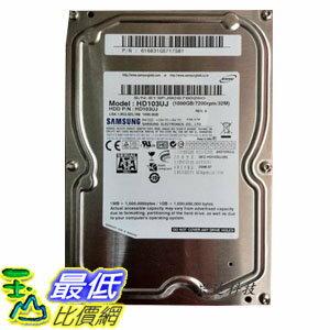 [106玉山最低比價網] 三星桌上型電腦 1TB硬碟 SATA 7200轉/32M高緩存