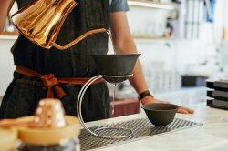 【預購】 神的咖啡用品! 日本東洋 有田燒 麥飯石濾器 2-4人用(大) 濾石 咖啡濾網 免濾紙【星野生活王】